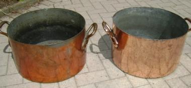 Metal Polishing Aberdeen - Polished Copper Pan