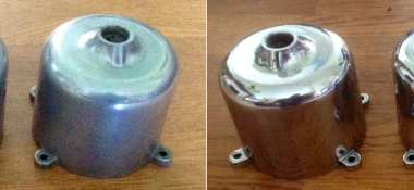 Metal Polishing Aberdeen - Polished Parts